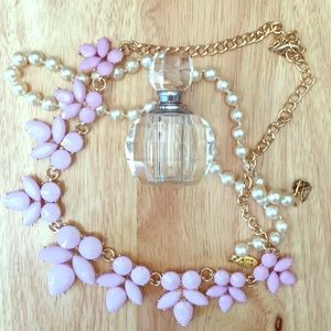 Vintage fragrance container